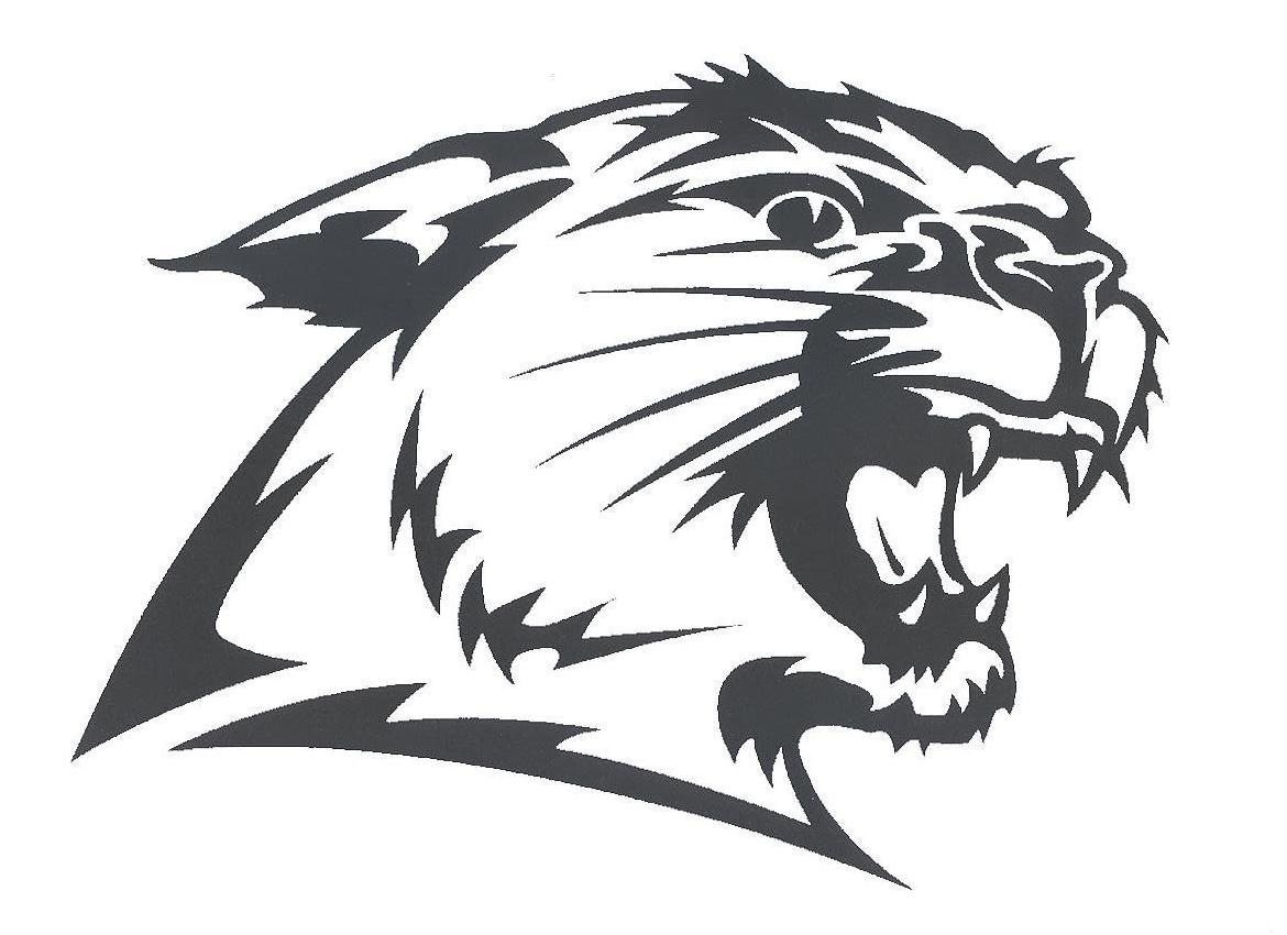 Wildcat Coloring Page