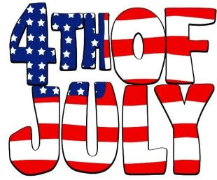 Free July 4 Clipart