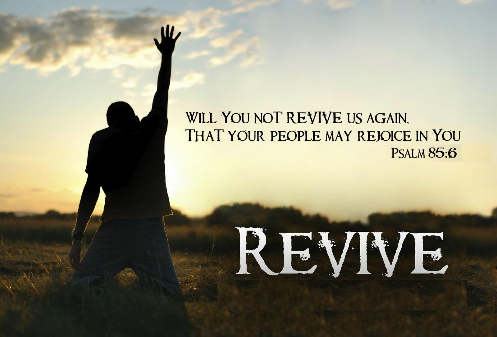 Prayer For Revival Clipart