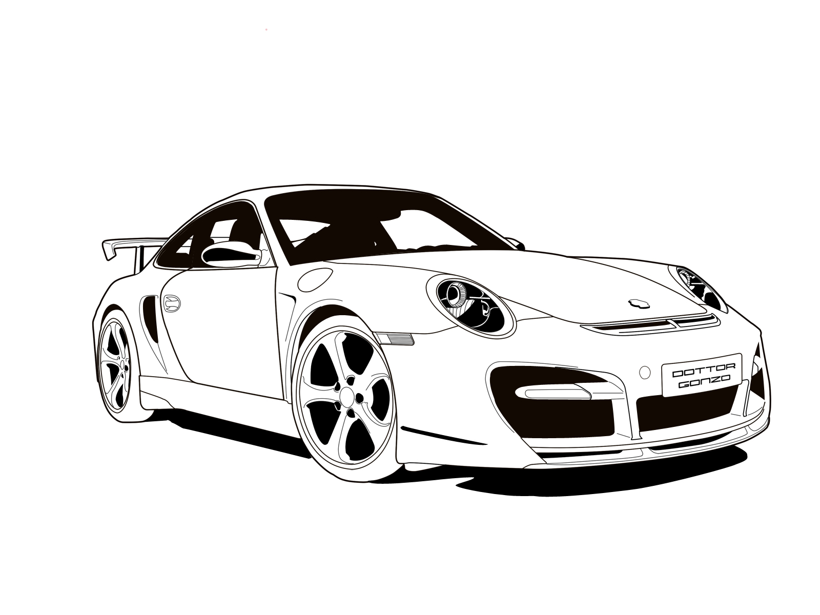 Free Porsche Cliparts Download Free Clip Art Free Clip Art On Clipart Library