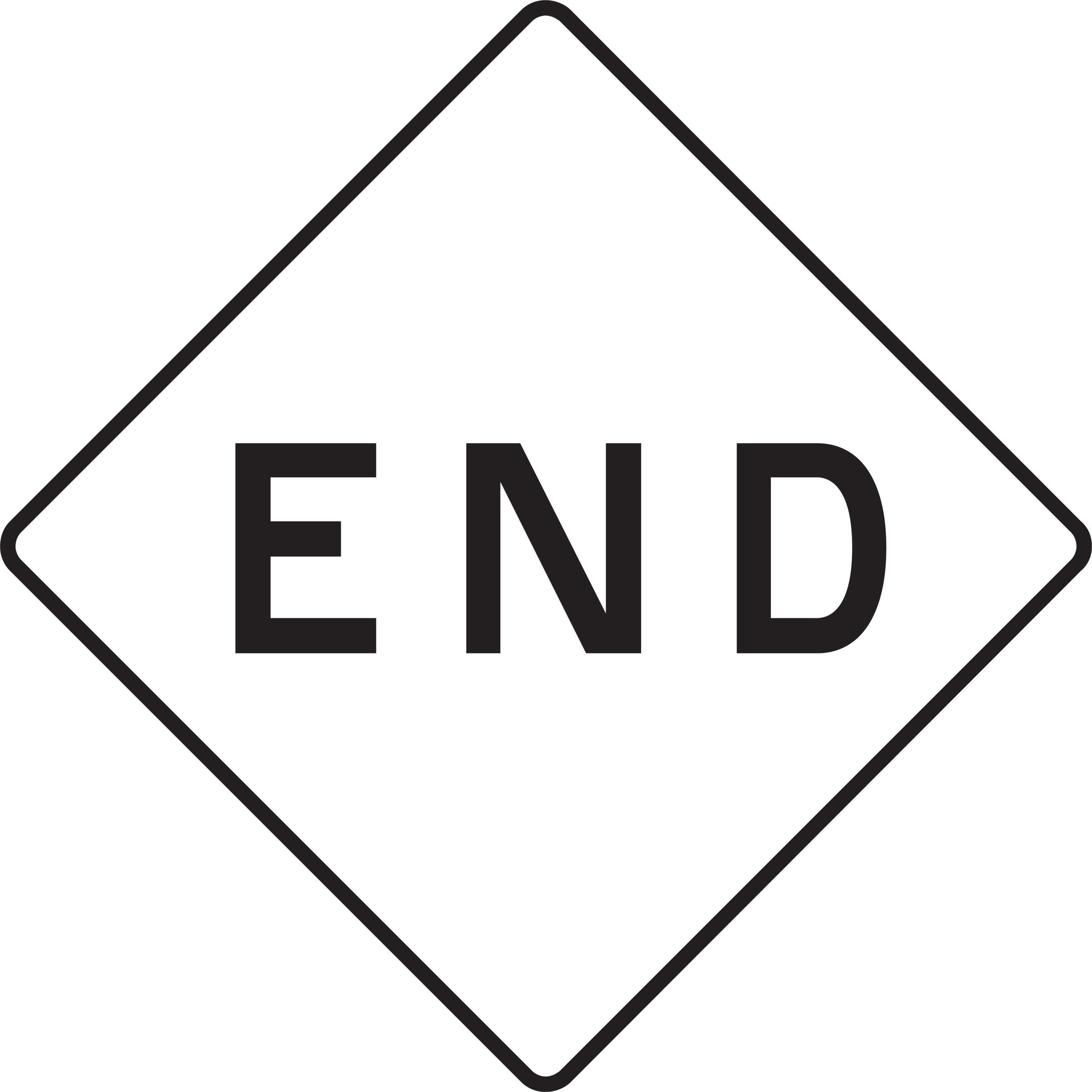 Ending Clipart