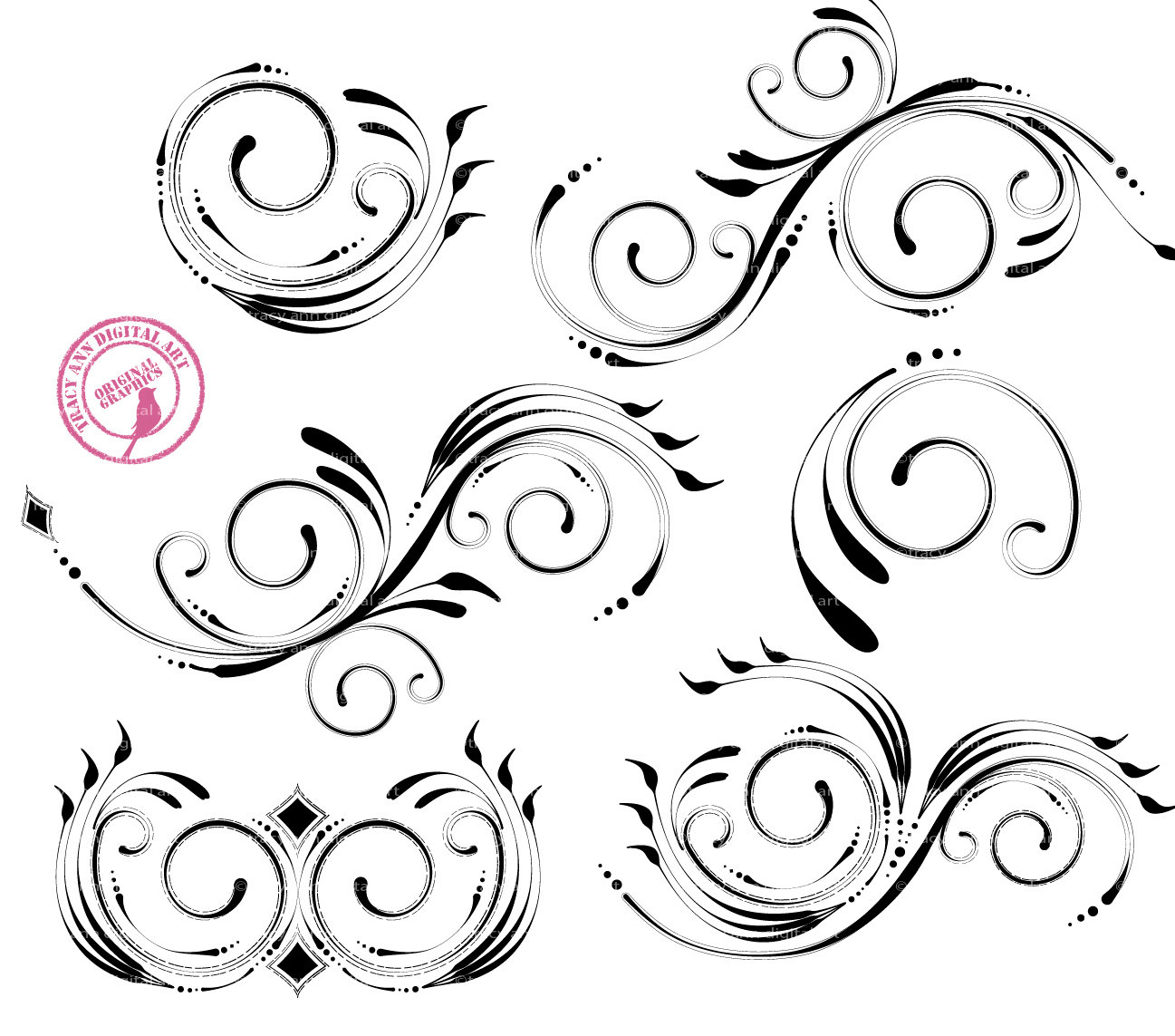Free Swirly Cliparts Download Free Clip Art Free Clip