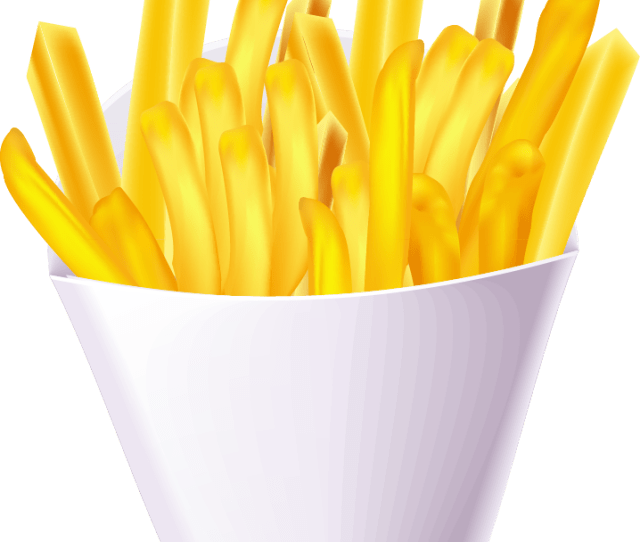 Free To Use Public Domain French Fries Clip Art