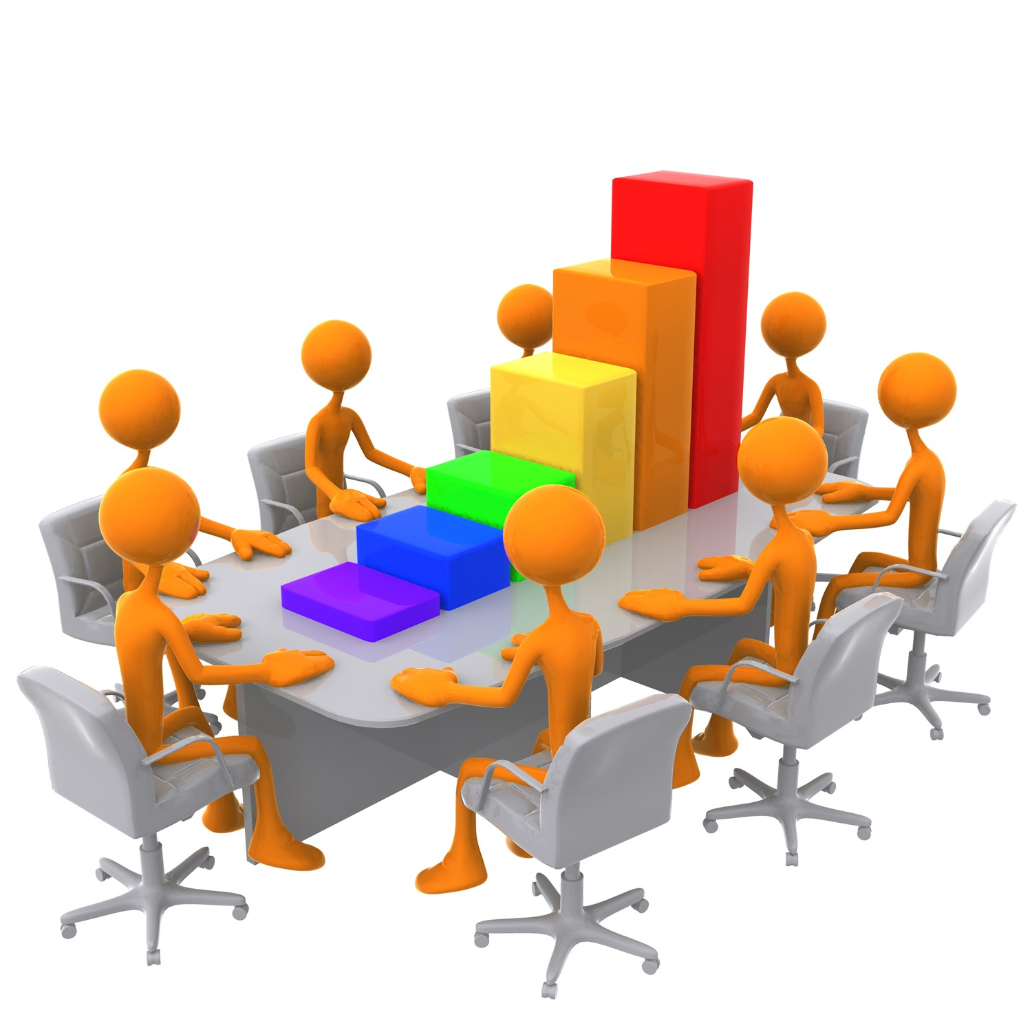 Meetings Clipart