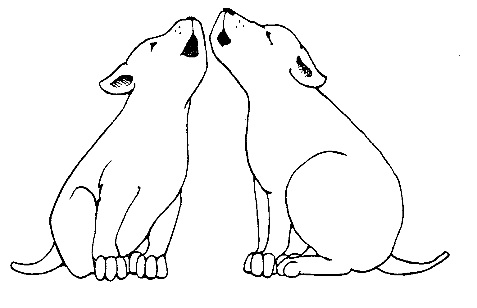Free Howling Cliparts Download Free Clip Art Free Clip