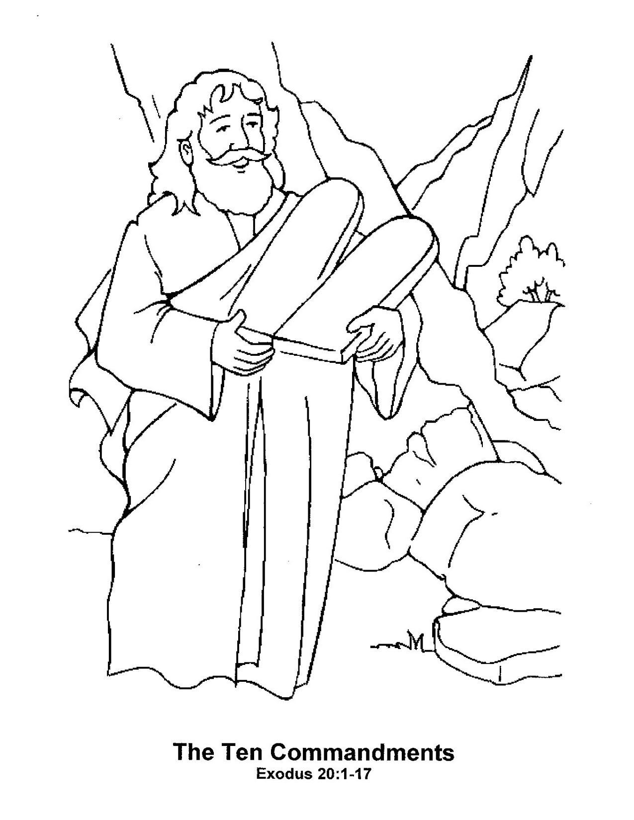 Commandments Cliparts