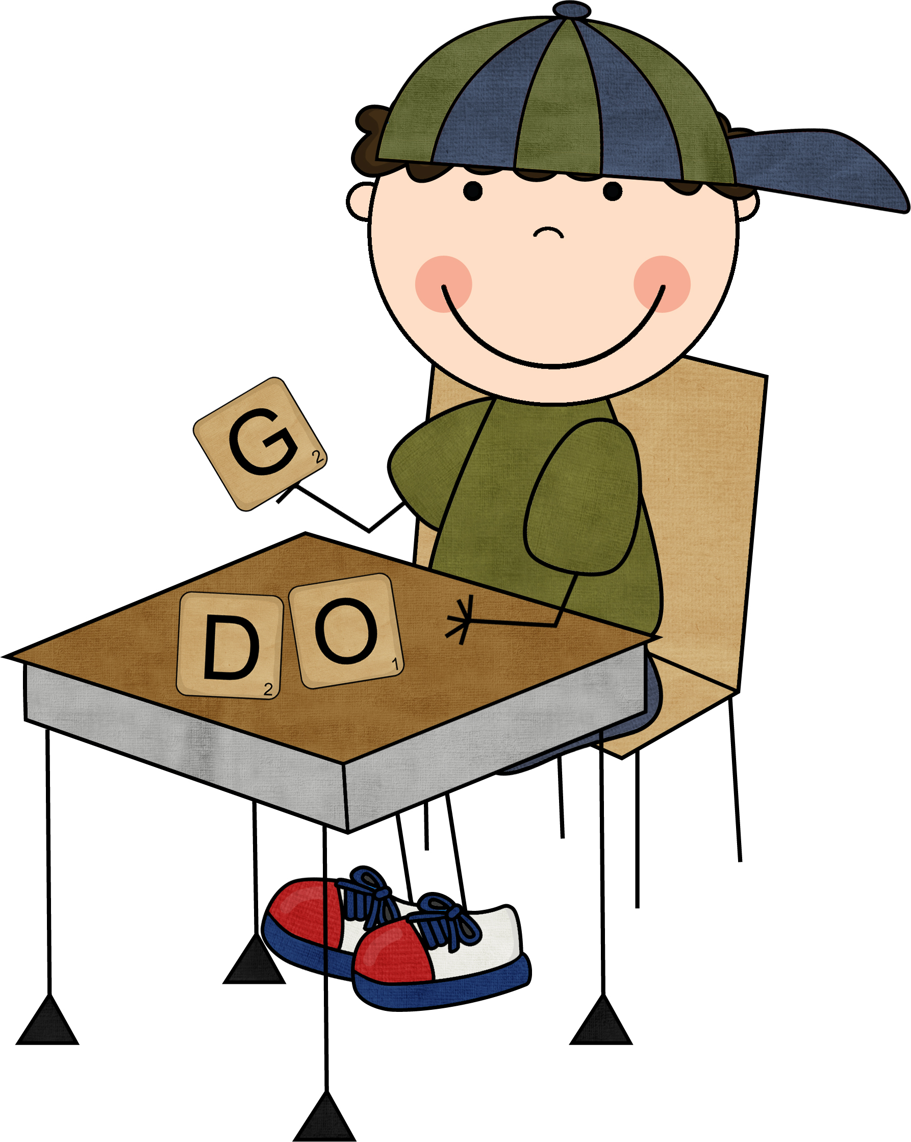 Free Student Spelling Cliparts Download Free Clip Art