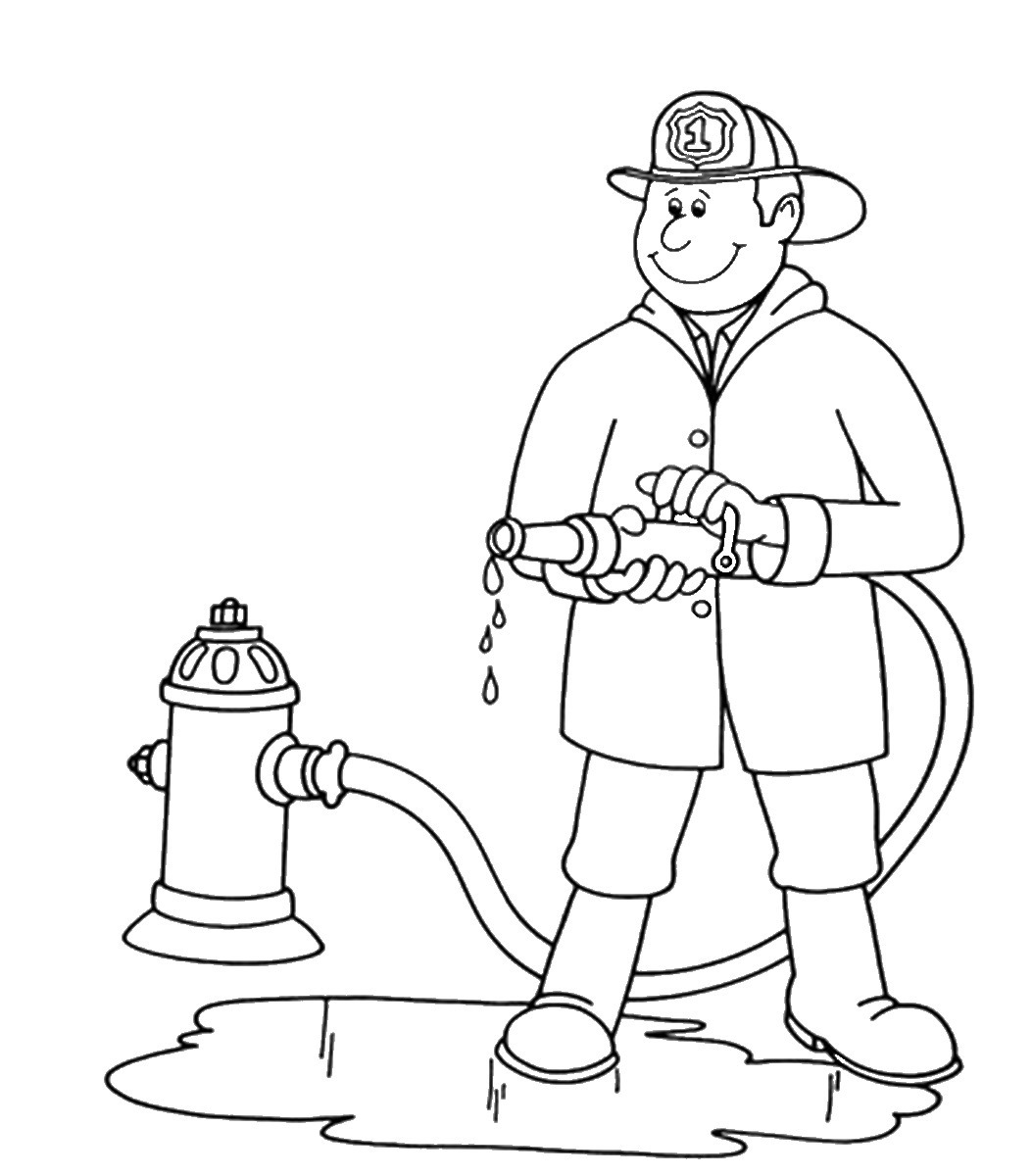 Free Firefighter Cliparts Black Download Free Clip Art
