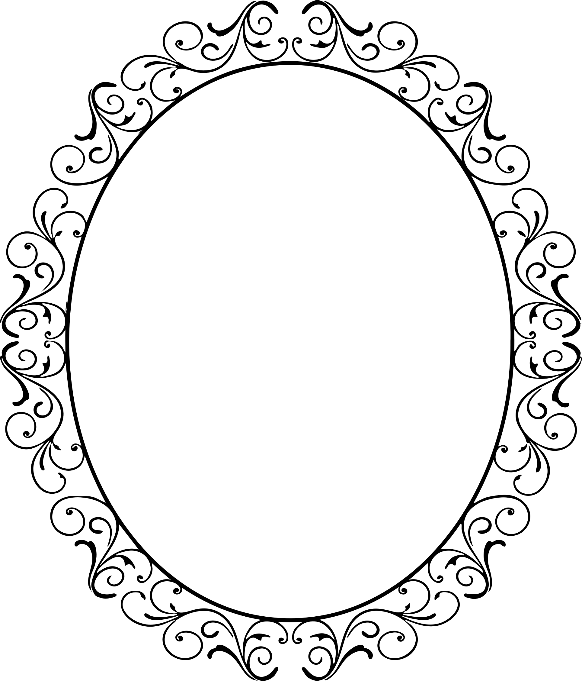 Free Oval Swirl Cliparts Download Free Clip Art Free