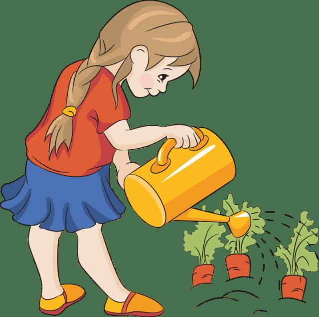 Free Woman Planting Cliparts, Download Free Woman Planting ... (640 x 635 Pixel)