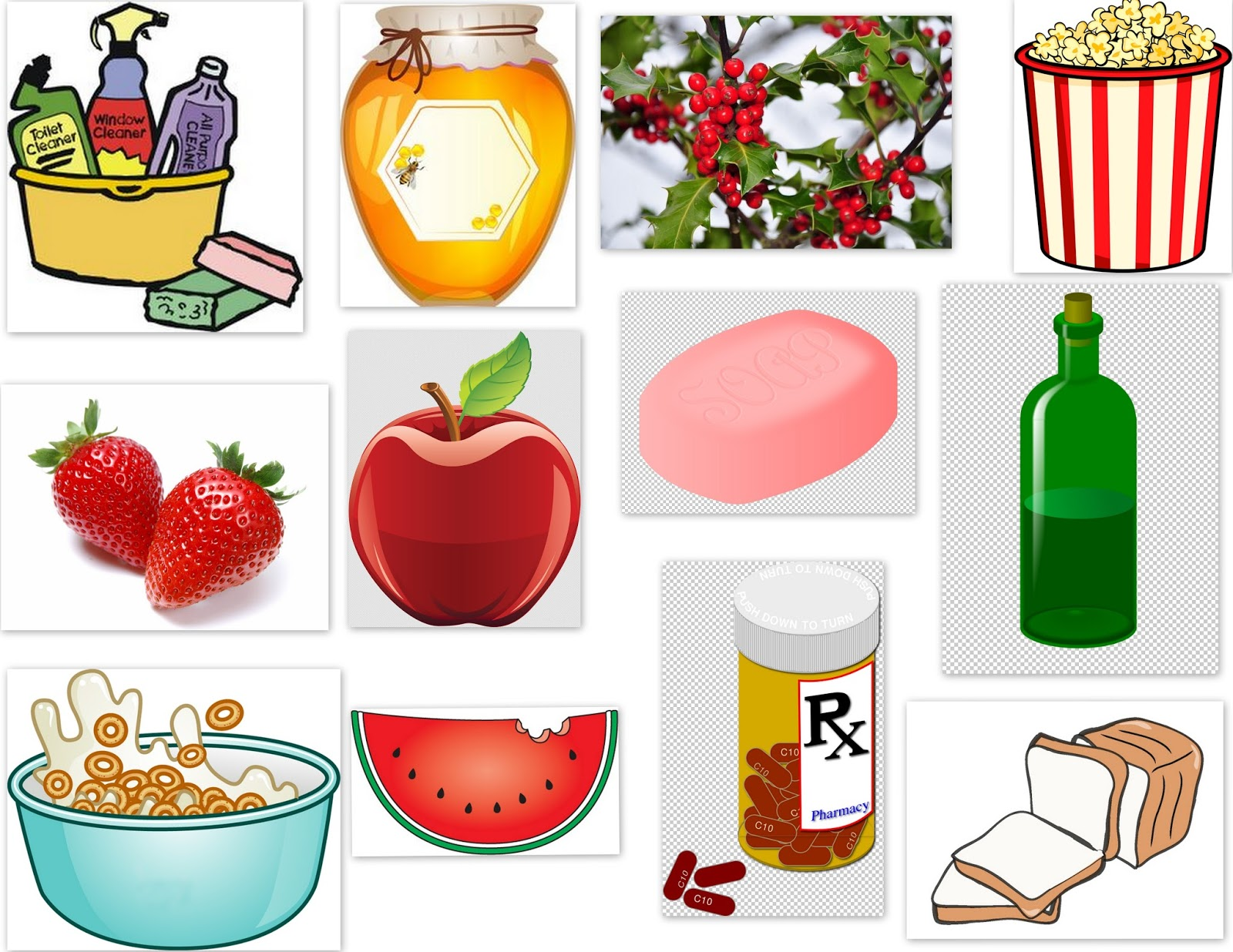 Smell Good Clipart