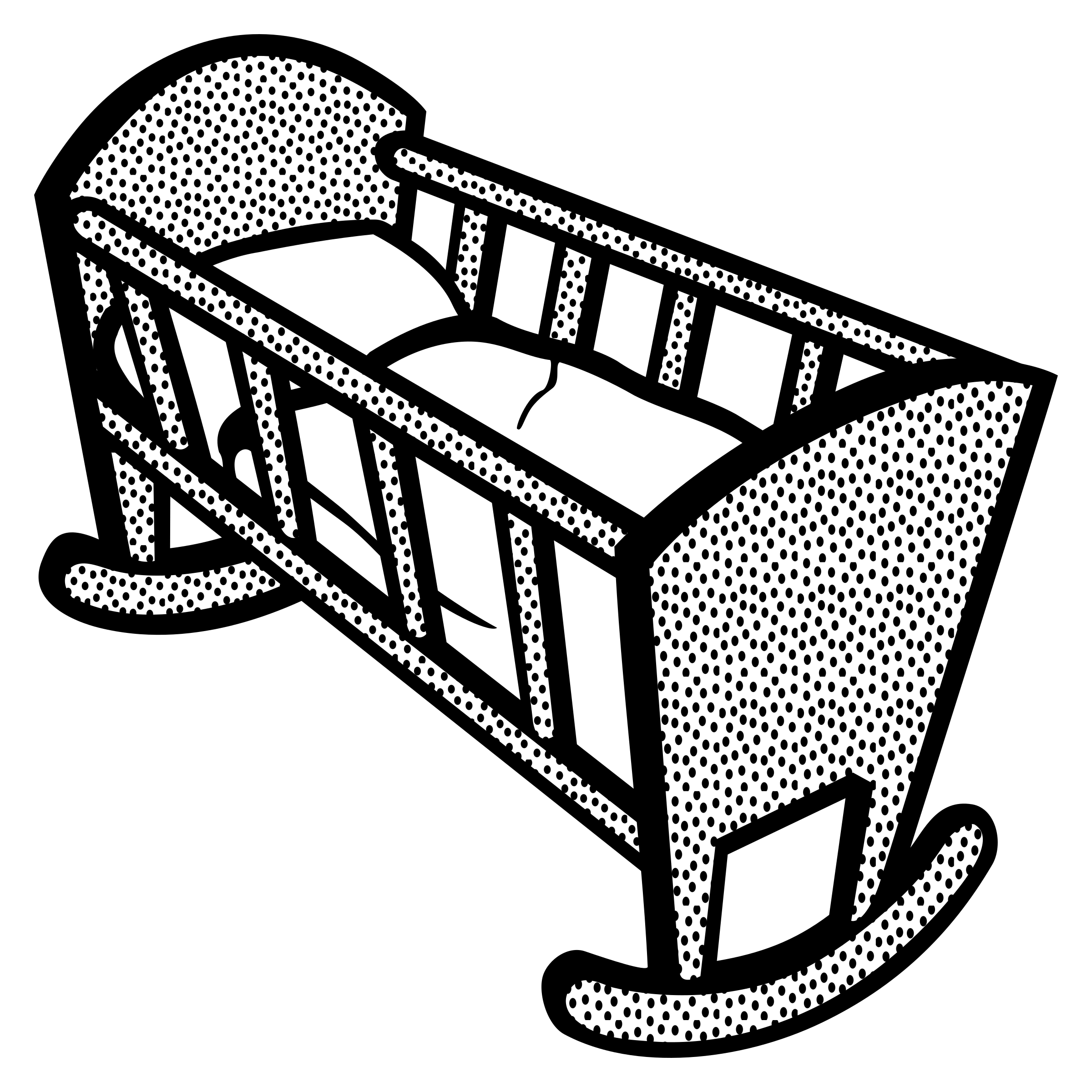Free Cliparts Wooden Crib Download Free Clip Art Free Clip Art On Clipart Library