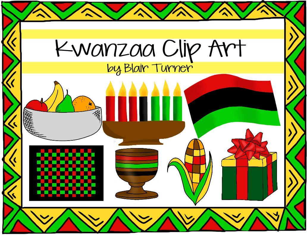 Kwanzaa Clip Art Christmas Cliparts