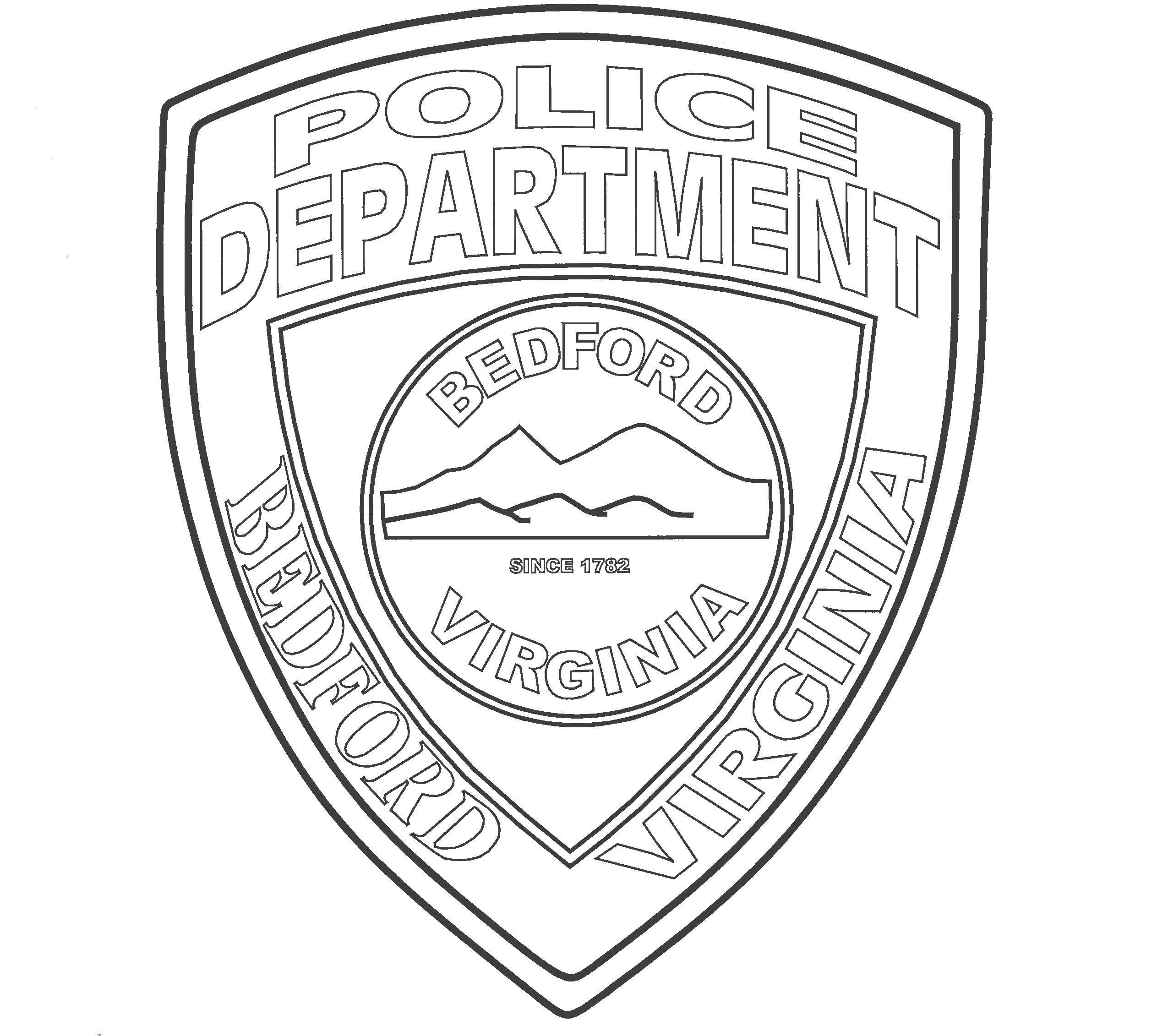Free Police Badge Template Download Free Clip Art Free
