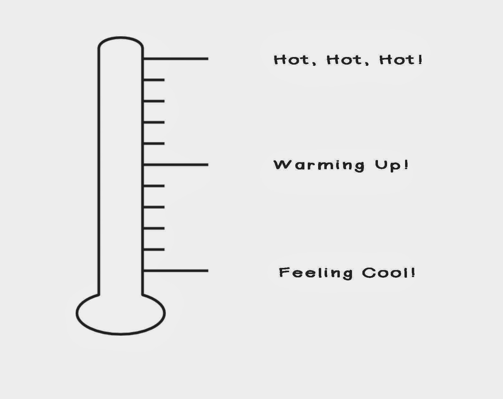 Free Blank Thermometer Download Free Clip Art Free Clip
