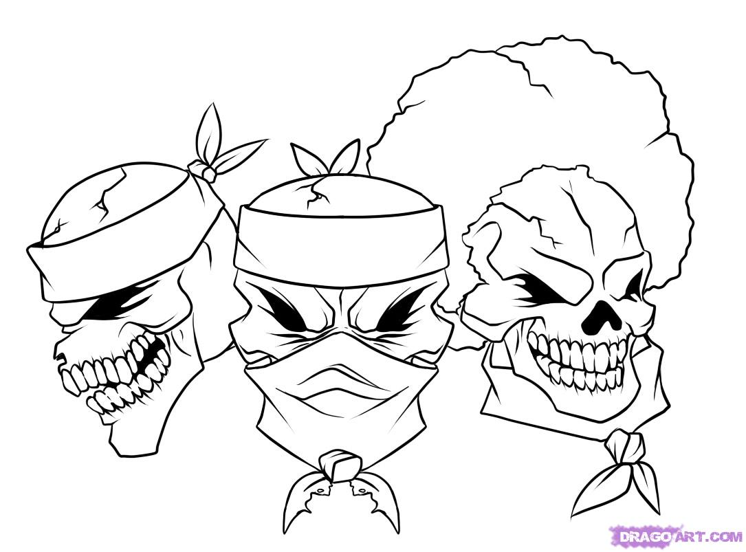 Free Graffiti Characters Gangster Download Free Clip Art