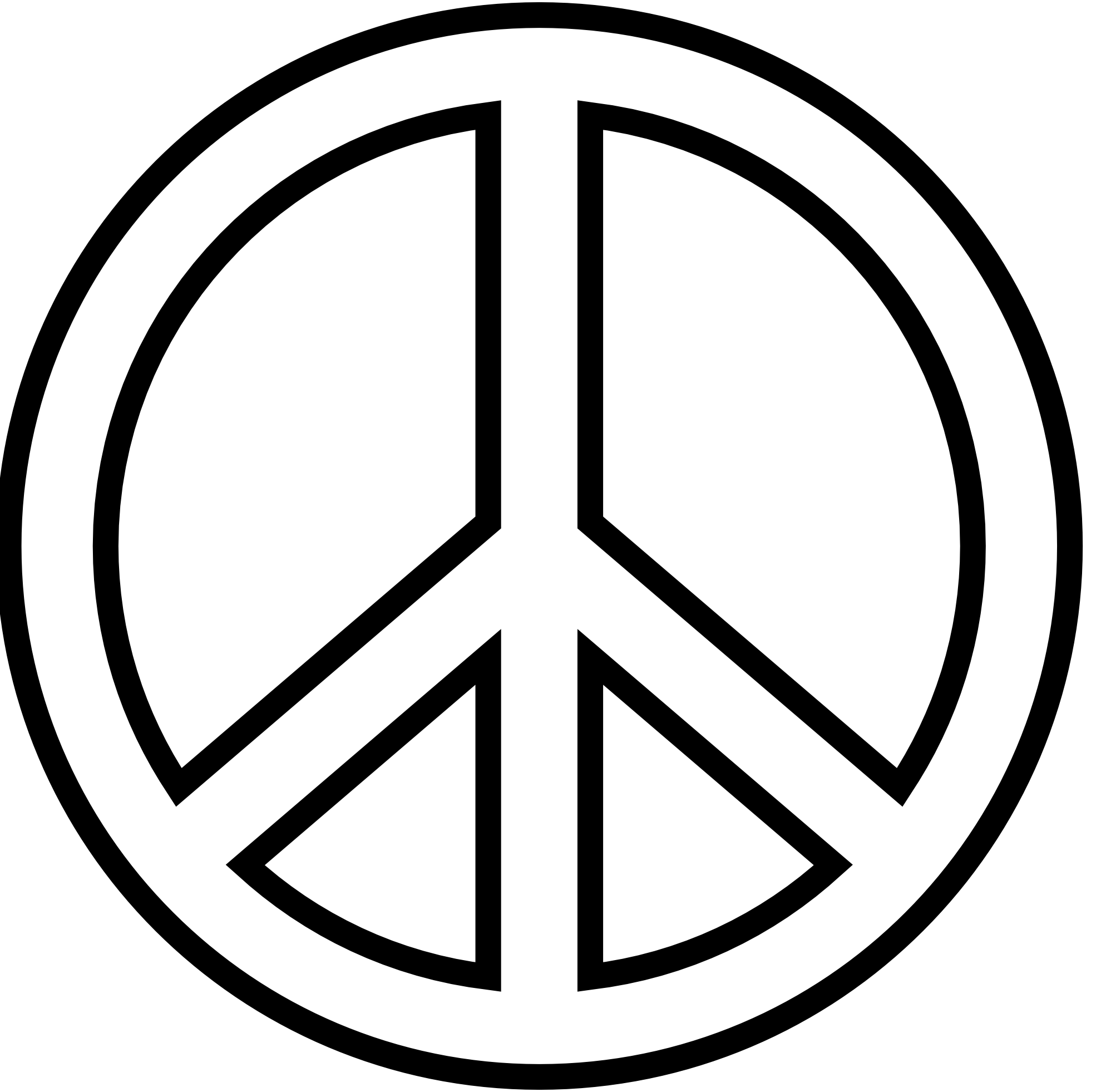 Free Peace Sign Download Free Clip Art Free Clip Art On