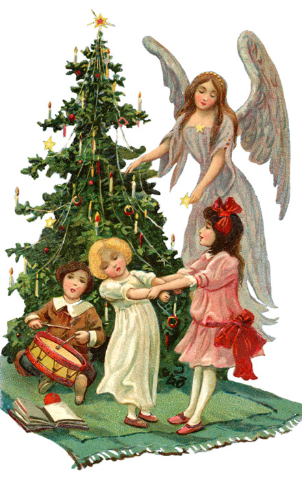 Free Images Of Christmas Angels Download Free Clip Art