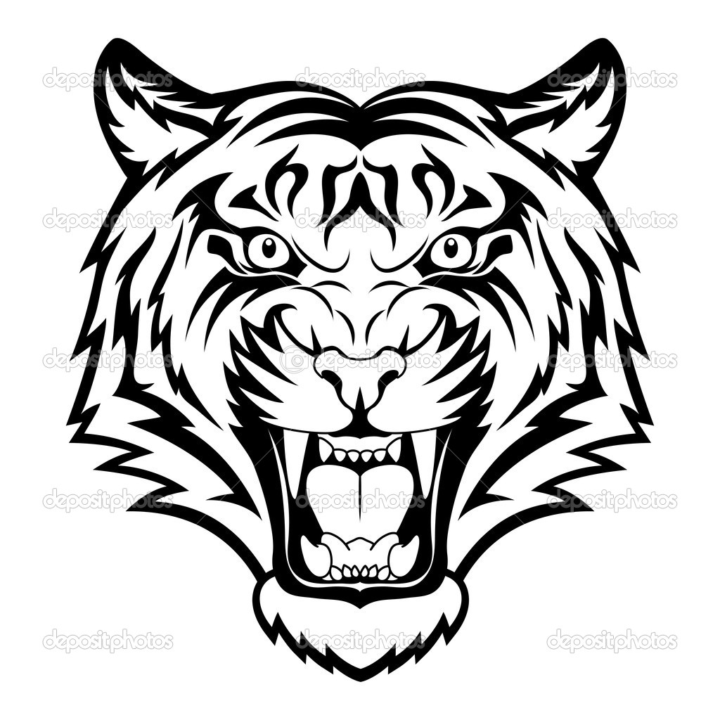 Free Tiger Face Download Free Clip Art Free Clip Art On
