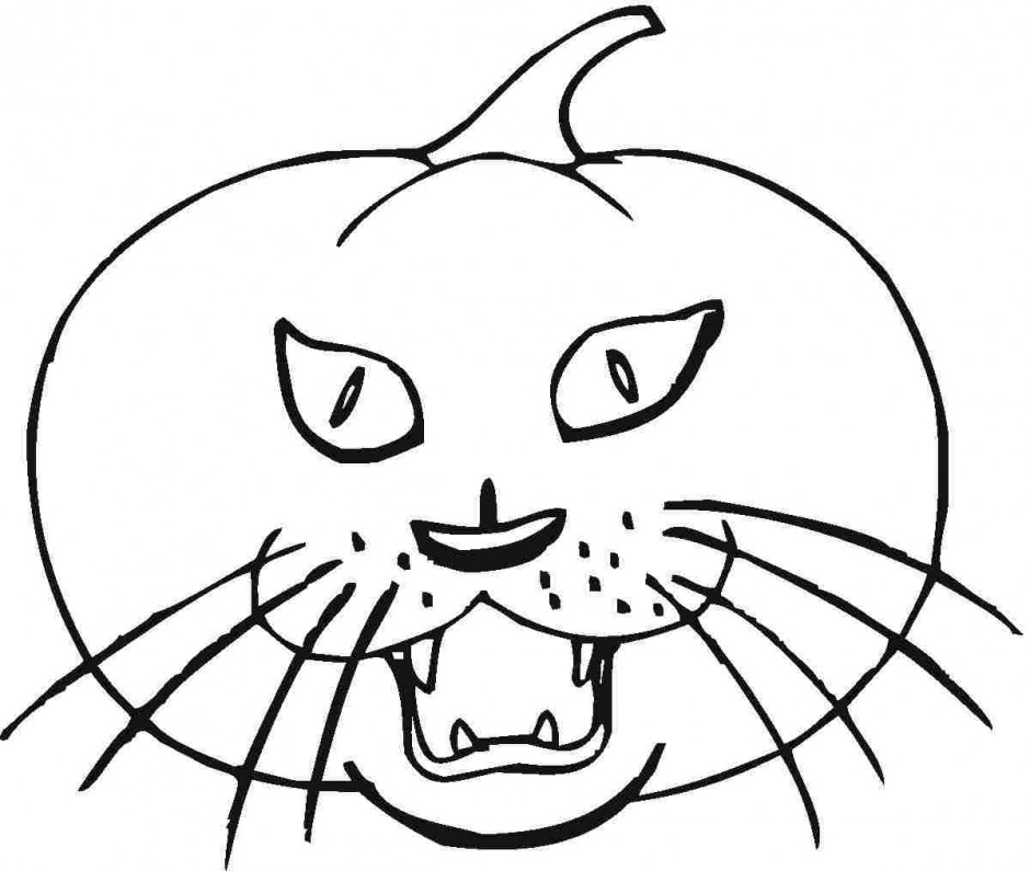 Halloween Cats Coloring Pages Halloween Coloring Pages Of Cats