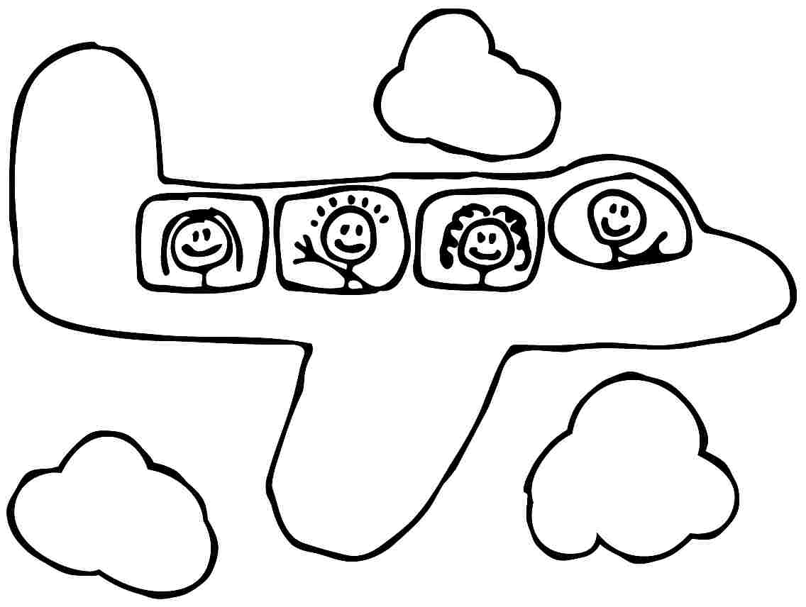 Free Cartoon Plane Images Download Free Clip Art Free