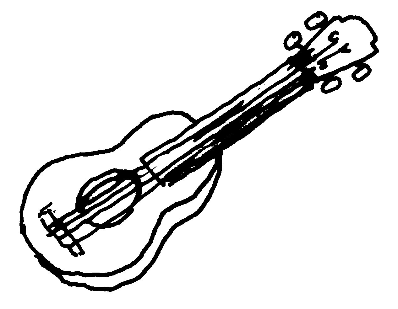 Musical Instrument Clipart Images Pictures