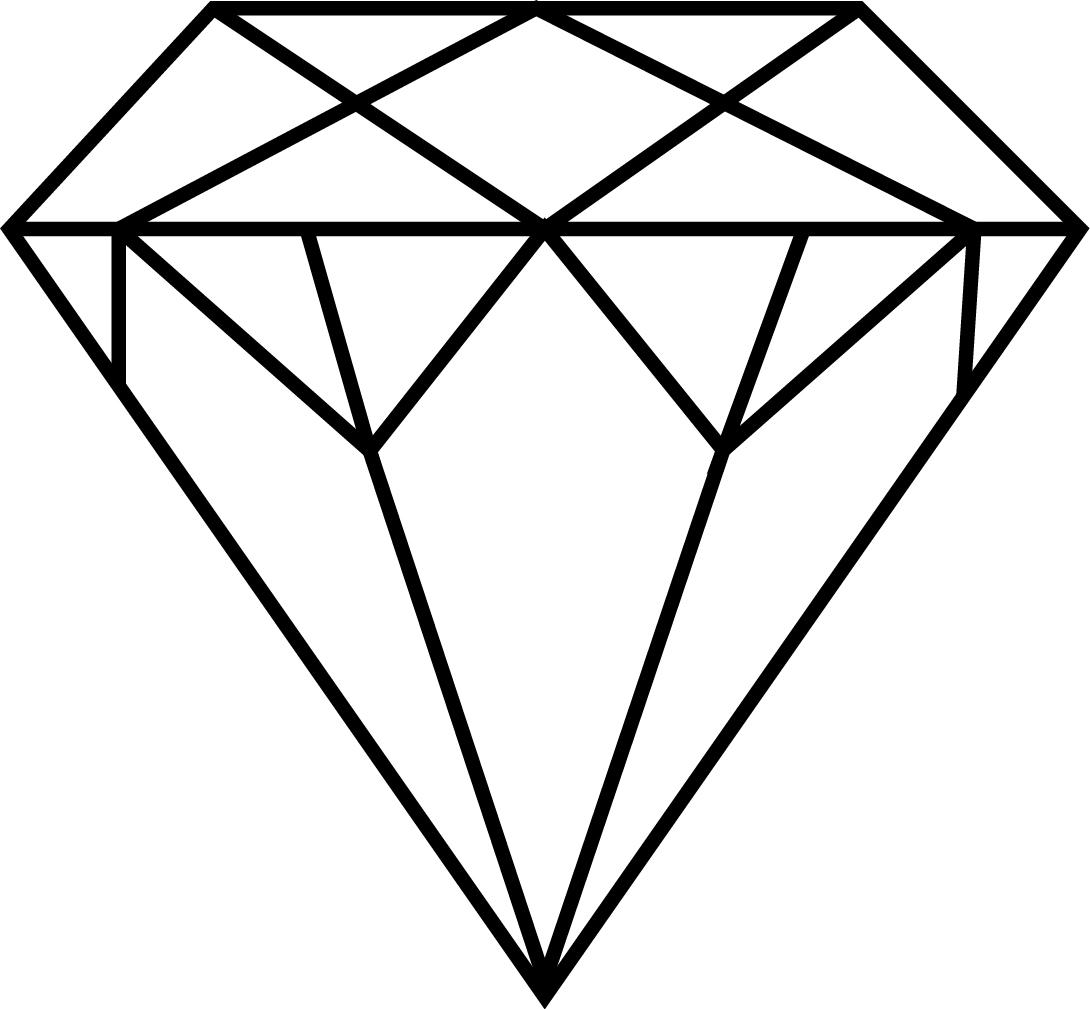 Free Diamond Outline Download Free Clip Art Free Clip