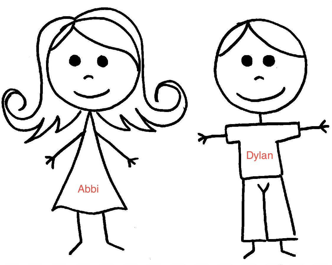 Free Family Stick Figures Download Free Clip Art Free