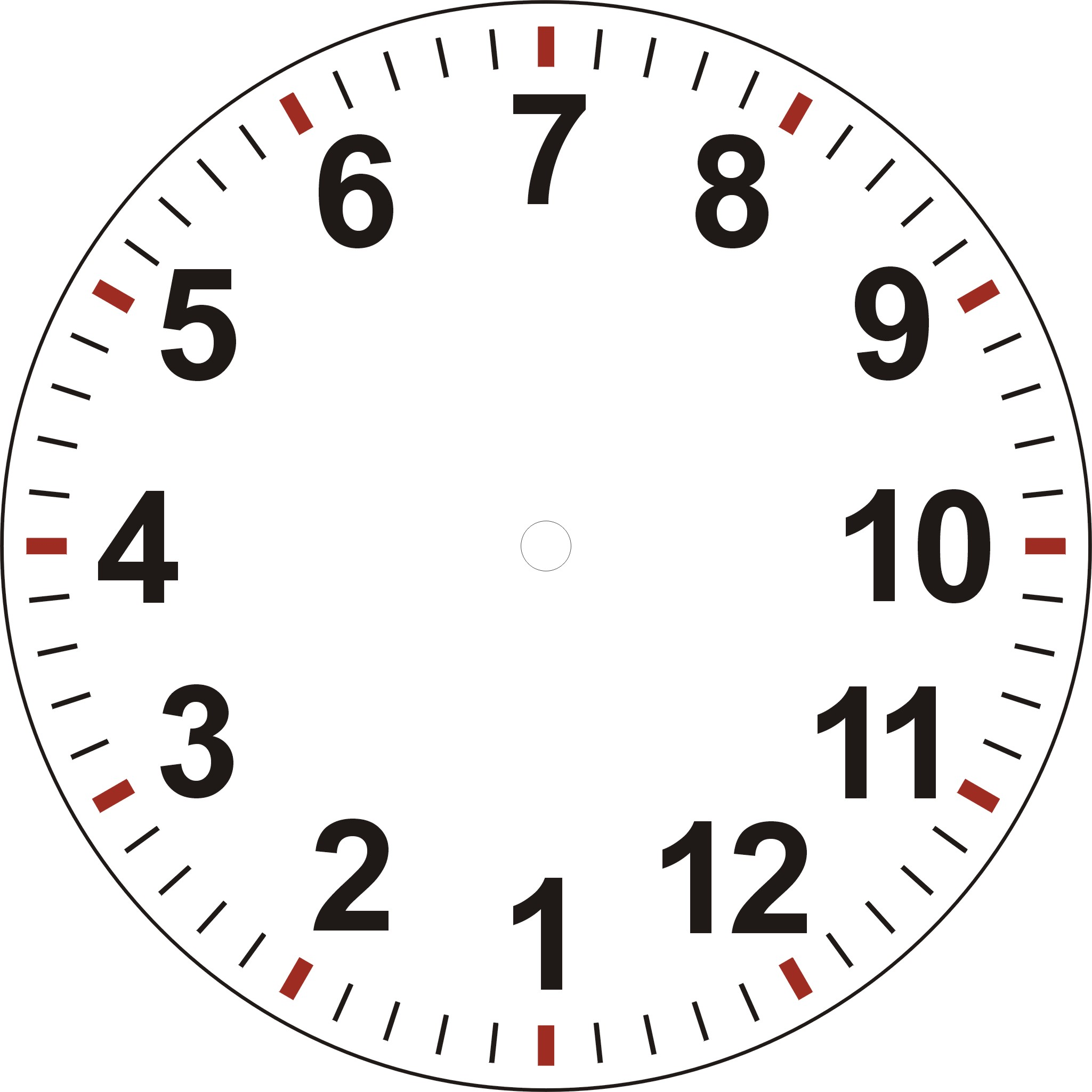 Make Your Own Clock Faces