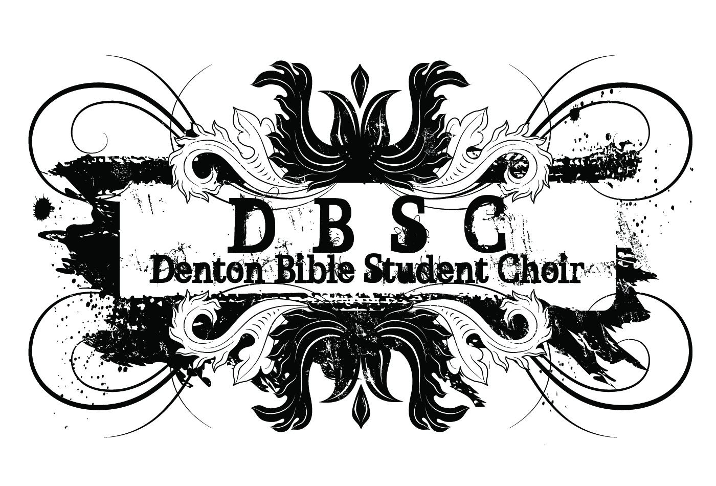 Student Choir Shirt Logo
