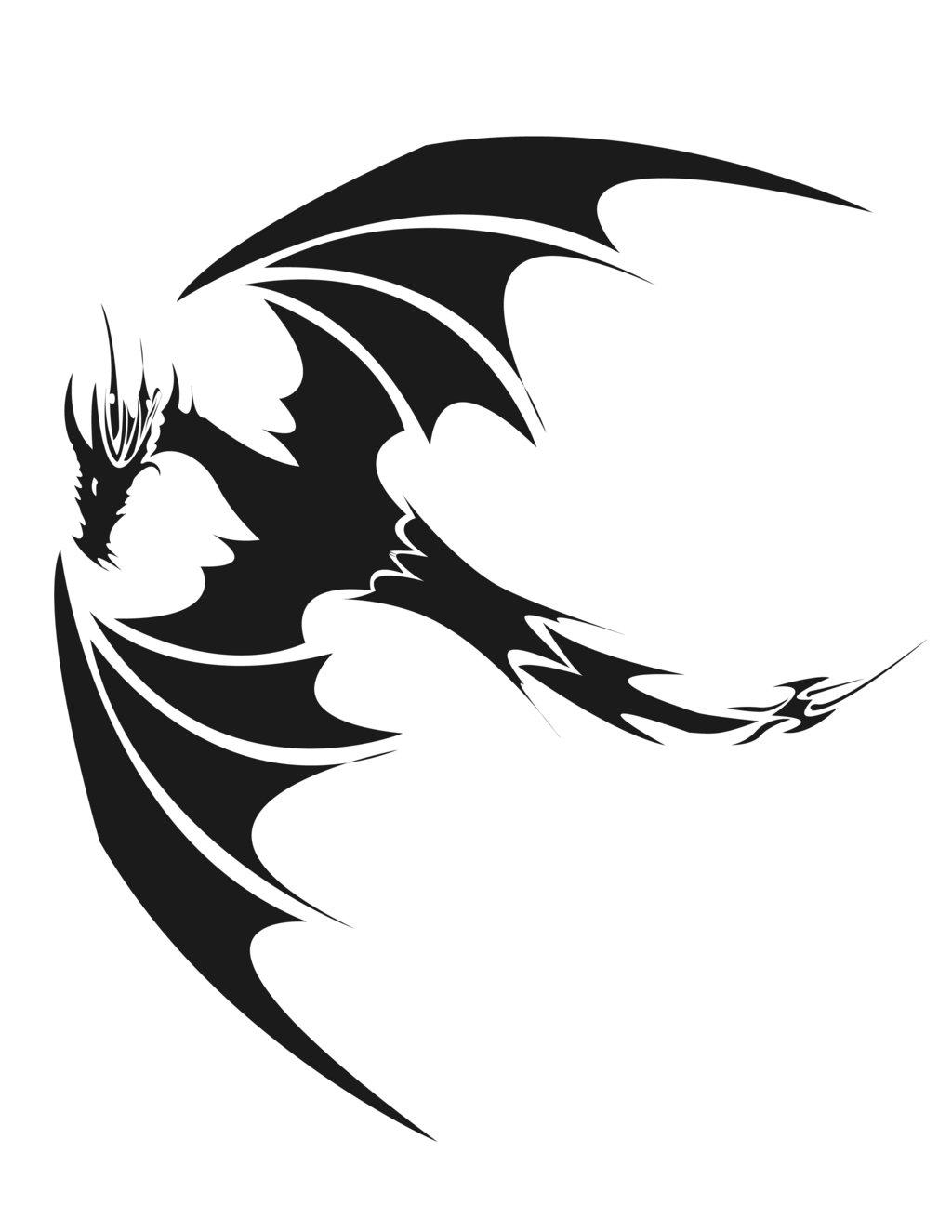 Dragon Vector Art