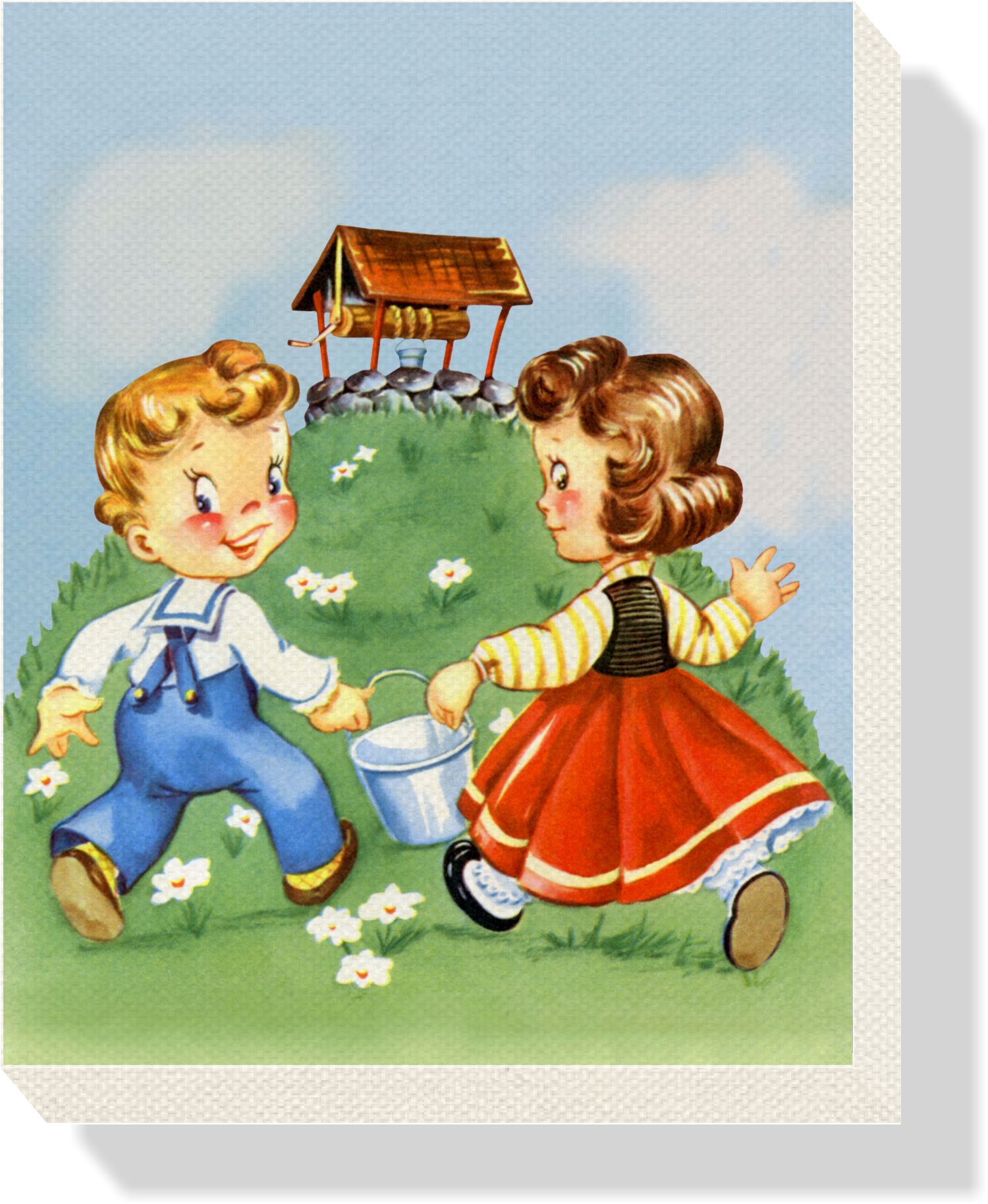 Jack And Jill Complete Nursery Rhyme Thenurseries