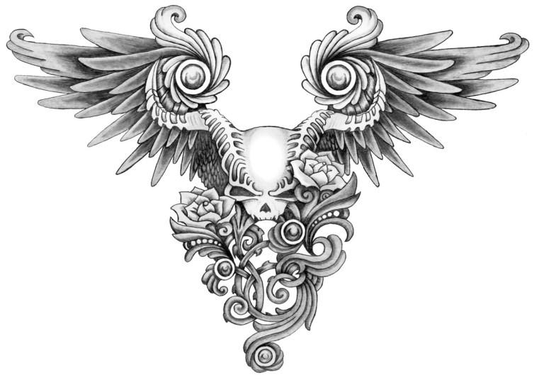 Free Tattoo Designs, Download Free Clip Art, Free Clip Art ...