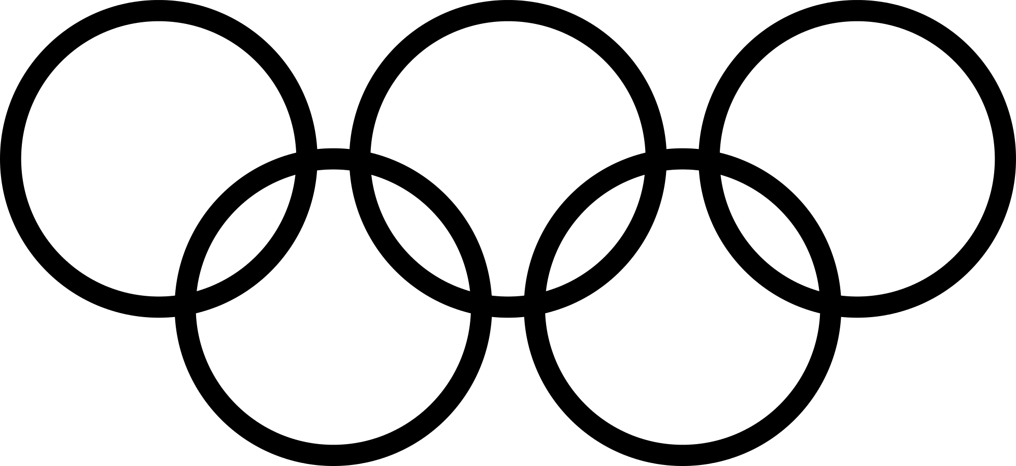 Free Olympic Rings Download Free Clip Art Free Clip Art