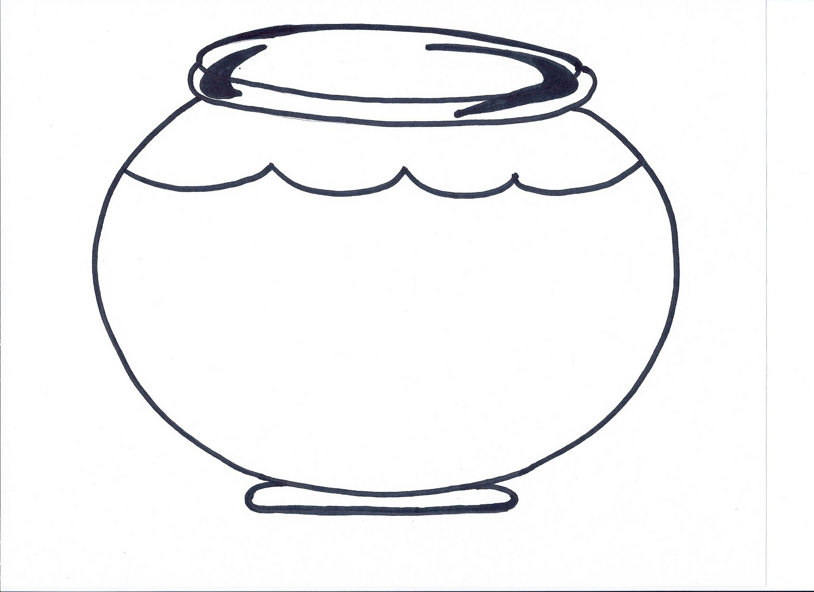 Free Printable Fish Bowl Download Free Clip Art Free