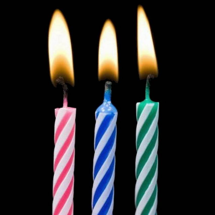 Free Picture Of Birthday Candles Download Free Clip Art
