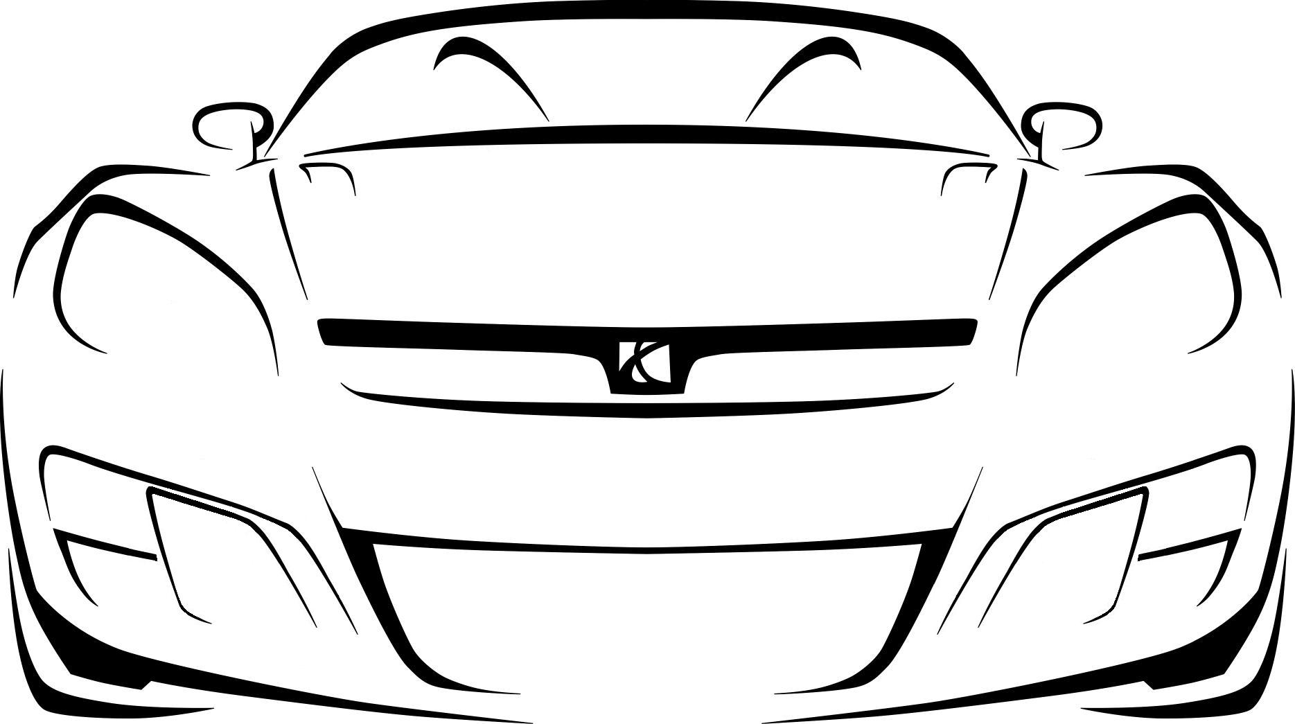 Free Race Car Outline Download Free Clip Art Free Clip