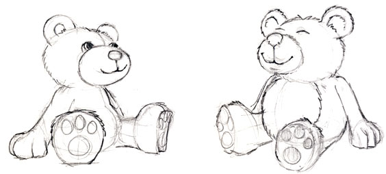 Free Teddy Bear Drawing Download Free Clip Art Free Clip