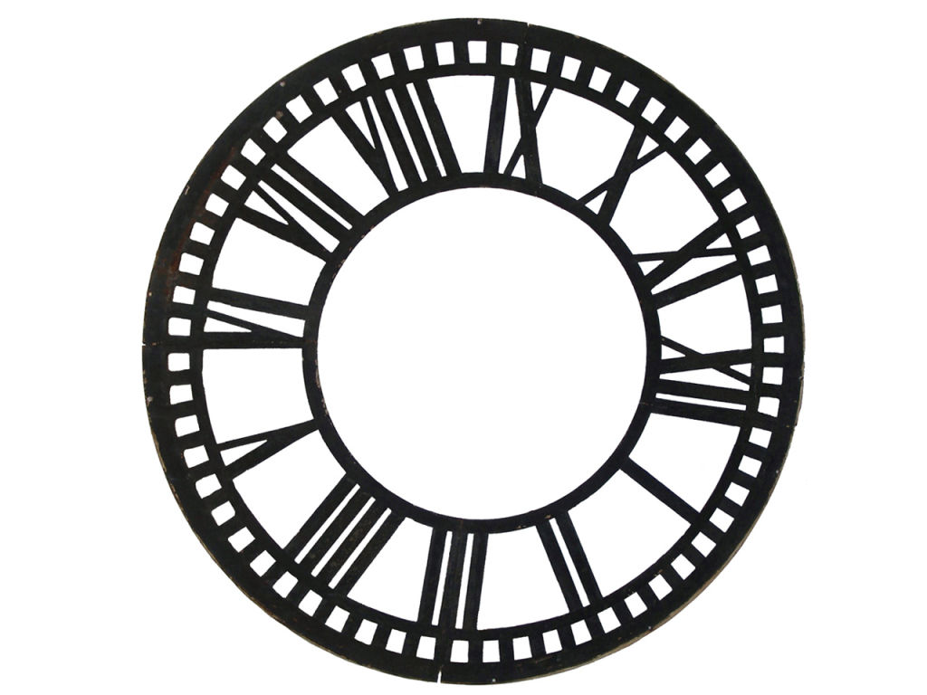 Empty Clock Faces