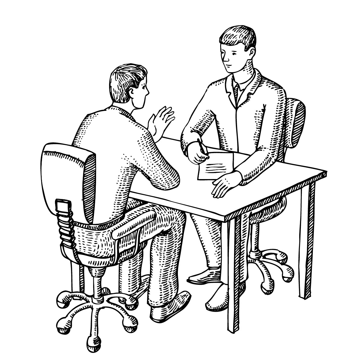 Free Job Interview Clipart Download Free Clip Art Free