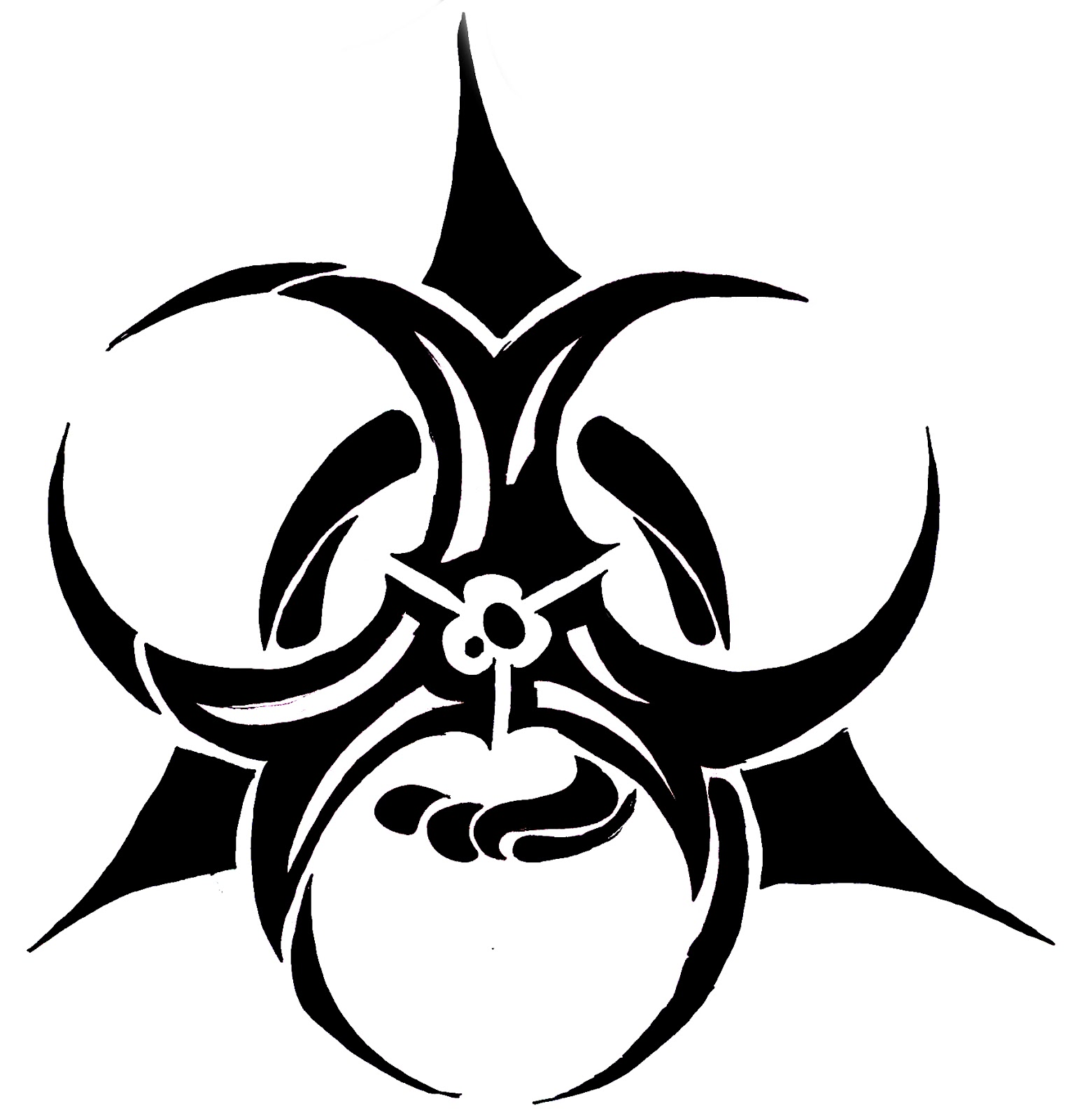 Free Biohazard Logo Download Free Clip Art Free Clip Art