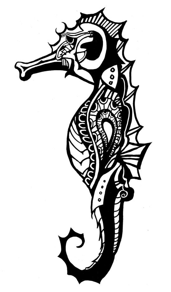 Free Seahorse Graphic Download Free Clip Art Free Clip