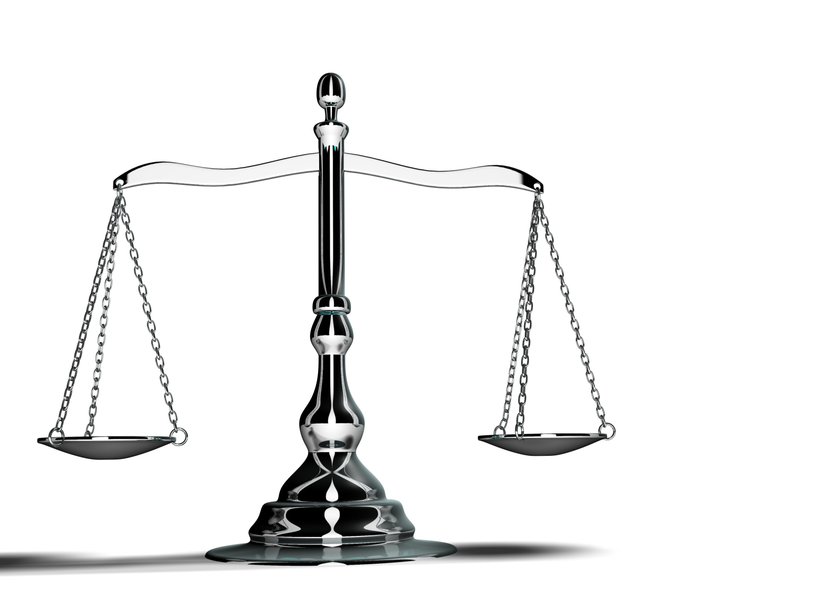 Scales Of Justice Legal Symbol Icon