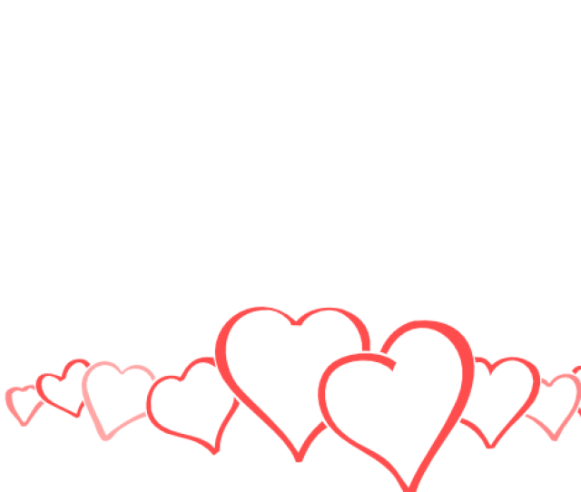 Heart Corner Border Clip Art Clipart Library Free Clipart Images