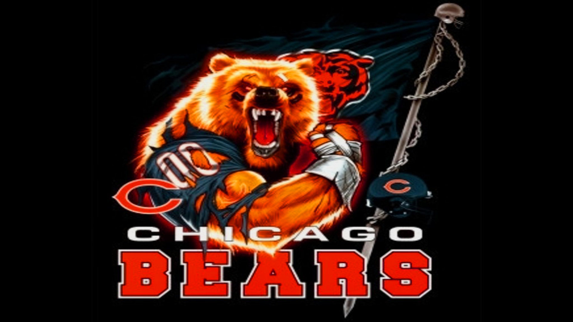 free chicago bears logo, download free clip art, free clip art on