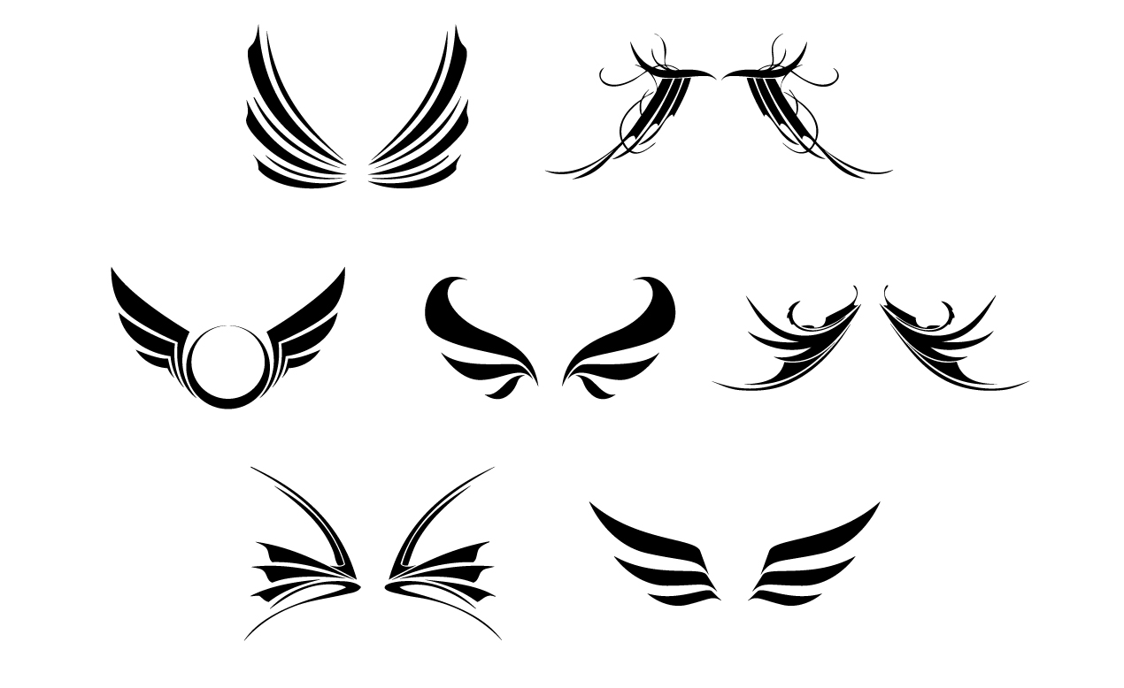 Free Wing Vector Download Free Clip Art Free Clip Art On