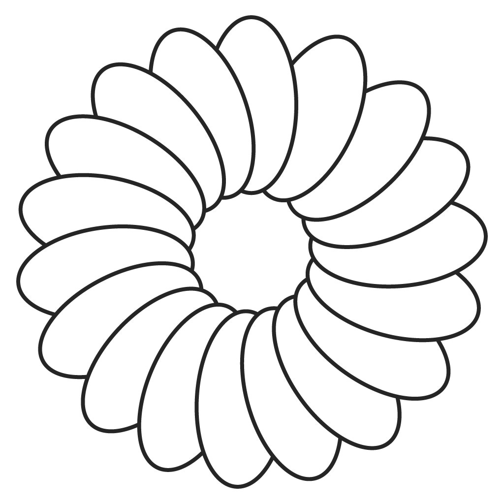 Free Daisy Flower Template Download Free Clip Art Free