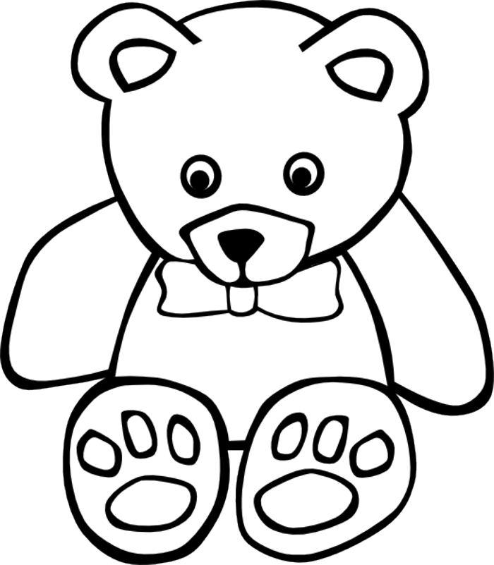 Free Black Bear Images Free, Download Free Clip Art, Free ... (700 x 801 Pixel)