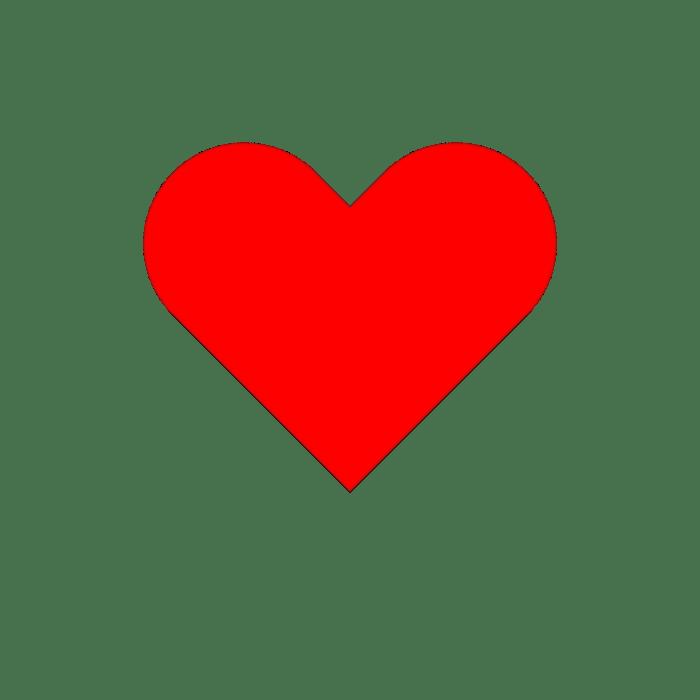 Free Heart No Background, Download Free Clip Art, Free ... (700 x 700 Pixel)