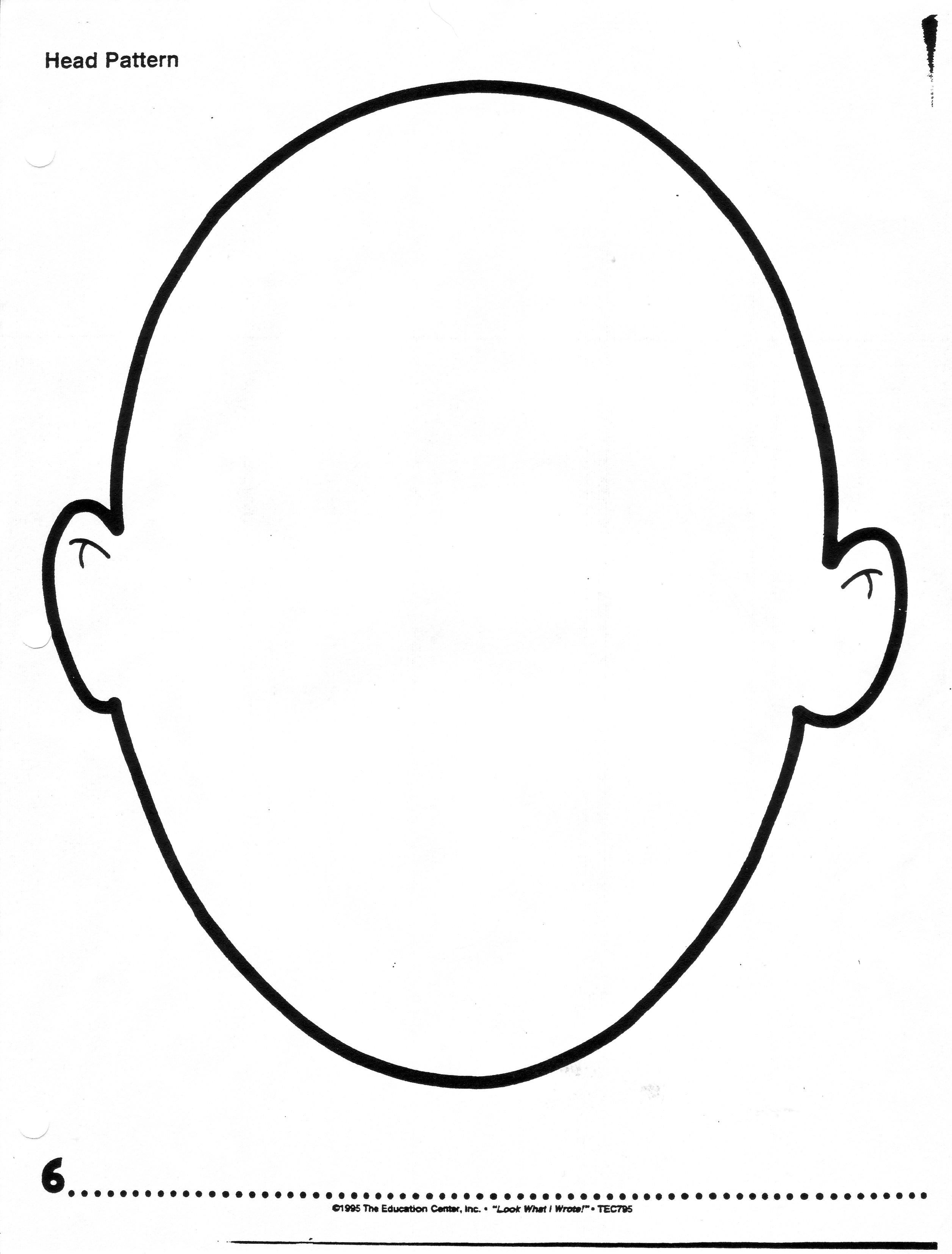 Free Blank Face Download Free Clip Art Free Clip Art On